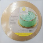 WILTON WILTON Cake/Treat Boards 3pc - Gold
