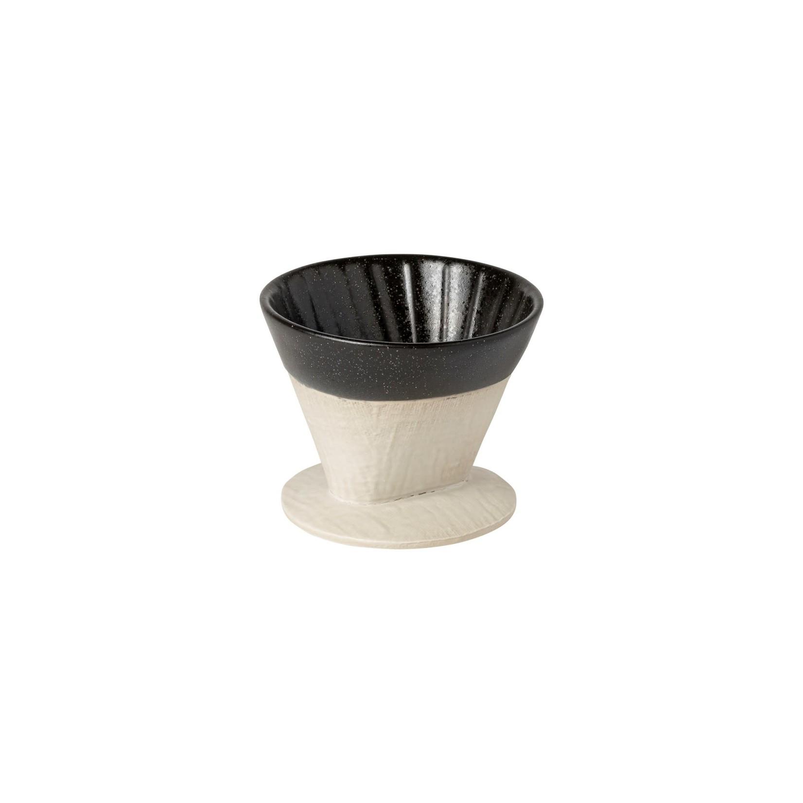 COSTA NOVA COSTA NOVA Notos Pour Over Coffee Dripper - Black