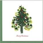 QCARD Christmas Tree