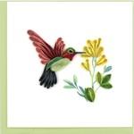 QCARD Hummingbird
