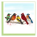 QCARD Songbirds