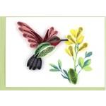 QGIFT Enc Hummingbird