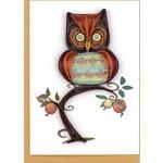 QGIFT Enc Owl