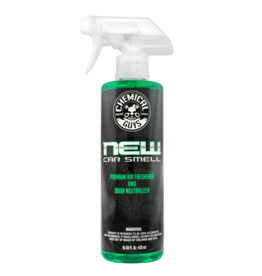 Chemical Guys AIR_101_16 New Car Smell Premium Air Fragrance & Freshener (16 oz)