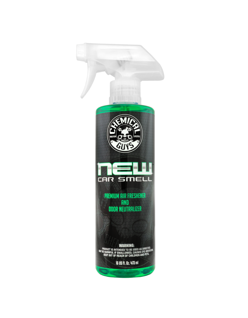 Chemical Guys AIR_101_16 New Car Smell Premium Air Fragrance & Freshener (16 oz)
