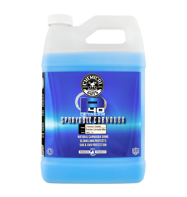 Chemical Guys P40-Detailer+Spray White Carnauba Quick Detailer UV Protectant (1 Gal)