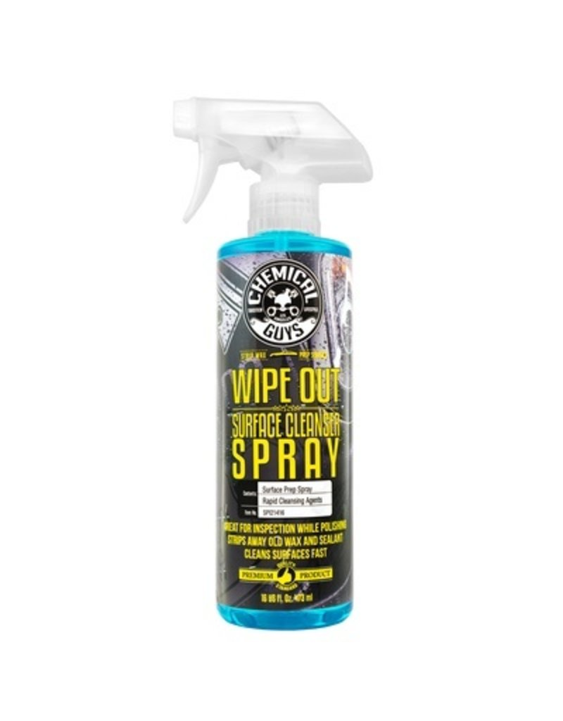Chemical Guys SPI21416 Wipe Out Surface Cleanser Spray (16 oz)