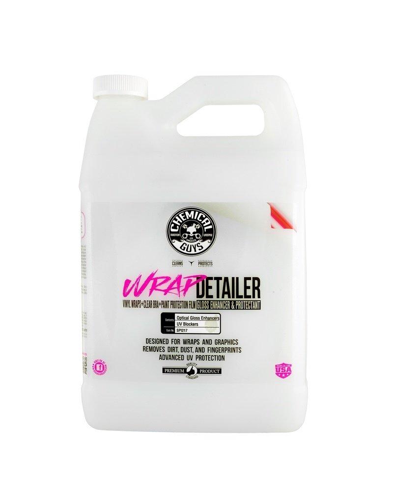 Chemical Guys SPI217 Wrap Detailer Gloss Enhancer & Protectant (1 Gal)