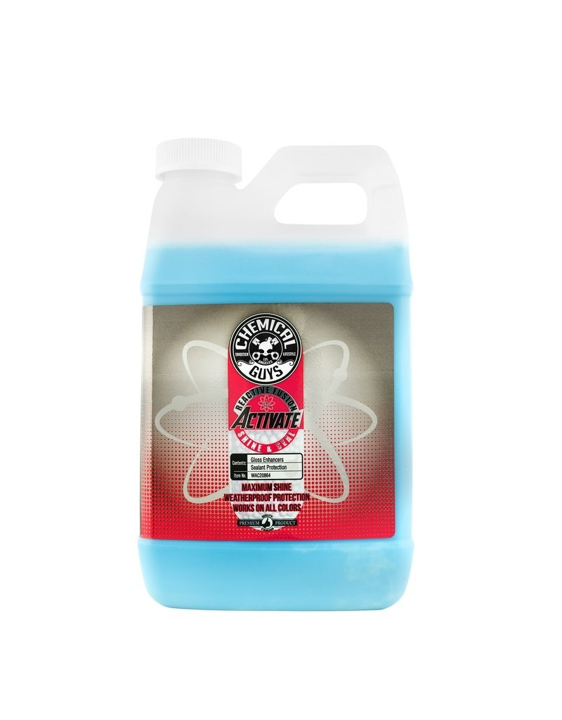 Chemical Guys WAC20864 Activate Reactive Shine & Seal (64 oz)