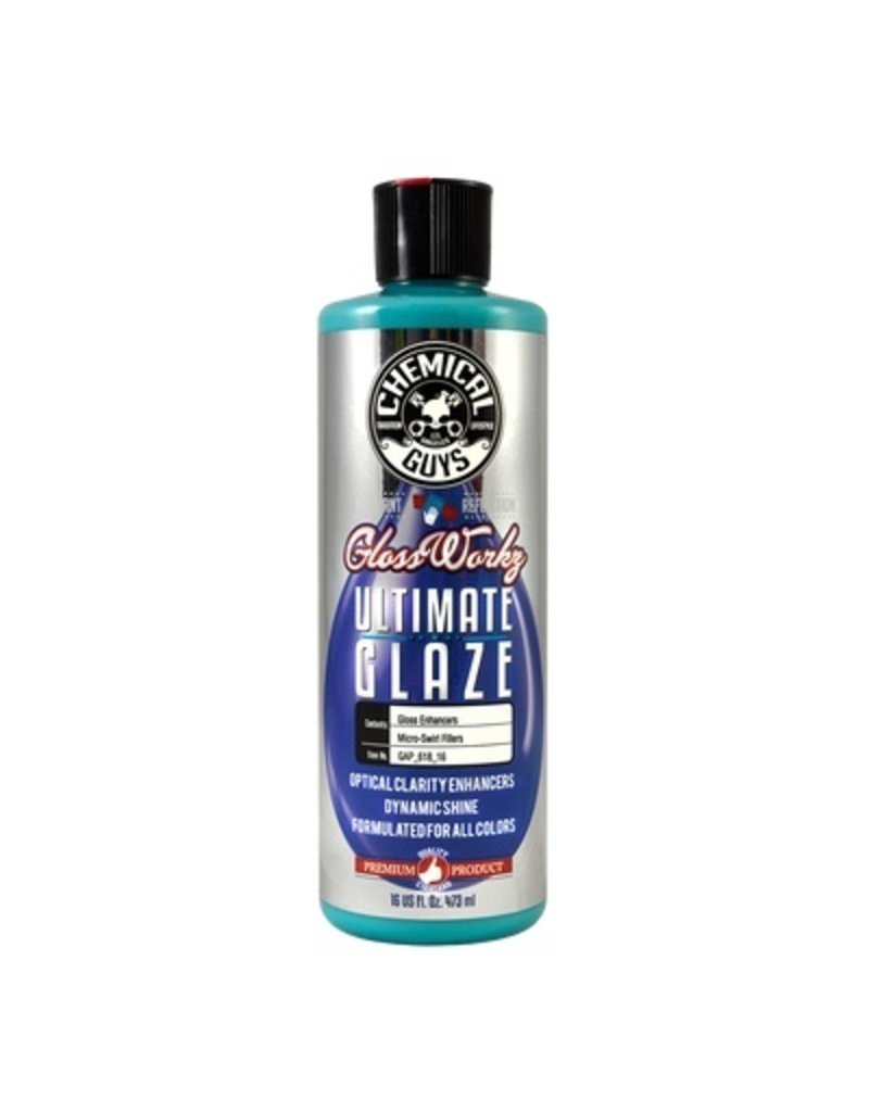 Chemical Guys GAP_618_16 Glossworkz Glaze-Super Finish ( 16 oz)