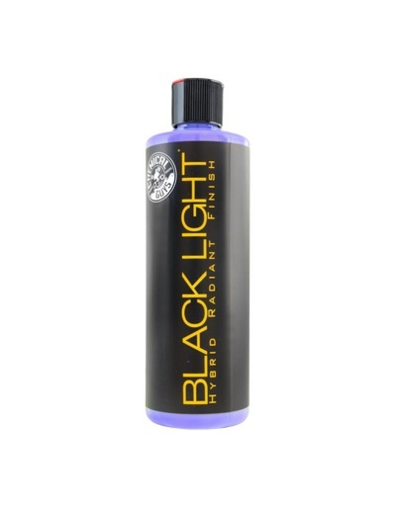 Chemical Guys GAP_619_16 Black Light-Super Finish (16 oz)