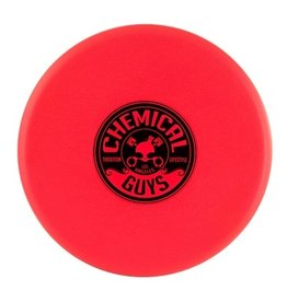 Chemical Guys IAI518 Chemical Guys Bucket Lid Cap. Red With Black Printed Logo