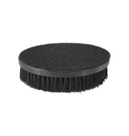 Chemical Guys ACC_201_BRUSH_C Carpet Brush And Upholstery With Hook-And-Loop Attachment - Spinner Brush (For Rotary & Random Orbital)