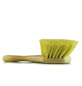 Chemical Guys ACC_G02 Utility Brush Strong Yellow Bristles-Wheel-Fender Tire & Rim