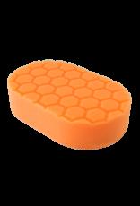 Hex-Logic BUFX_201 Orange Hex Logic Hand Applicator Pad