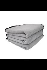 Chemical Guys MIC102303 Ultra Plush Microfiber Detailing Towel, 16'' X 16'' (3 Pack)