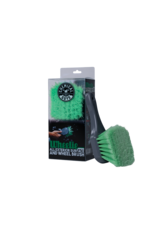 Chemical Guys ACCG08 - Chemical Guys Wheelie All Exterior Surface & Wheel Brush Green