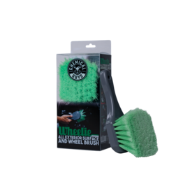 Chemical Guys CG Wheelie All Exterior Surface & Wheel Brush Green