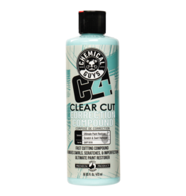 Chemical Guys C4 Clear Cut Correction Compound (16 oz)