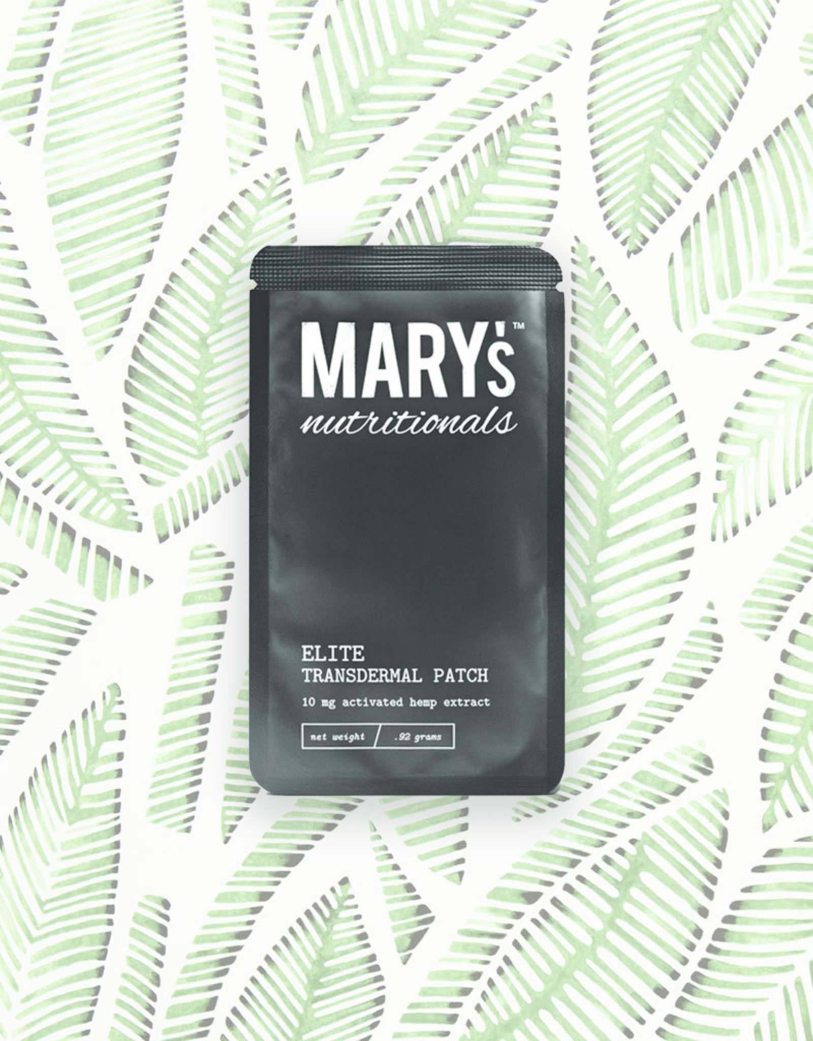 Mary's Nutritionals Mary's Nutritionals Transdermal Patch