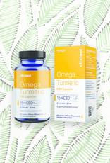 Elixinol Elixinol Omega Turmeric Capsules 30 Count