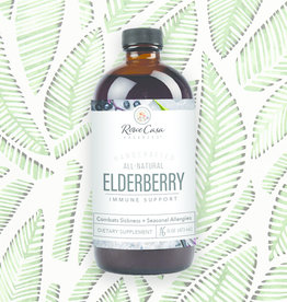 Rowe Casa Organics Rowe Casa Organics Elderberry Immune Support*