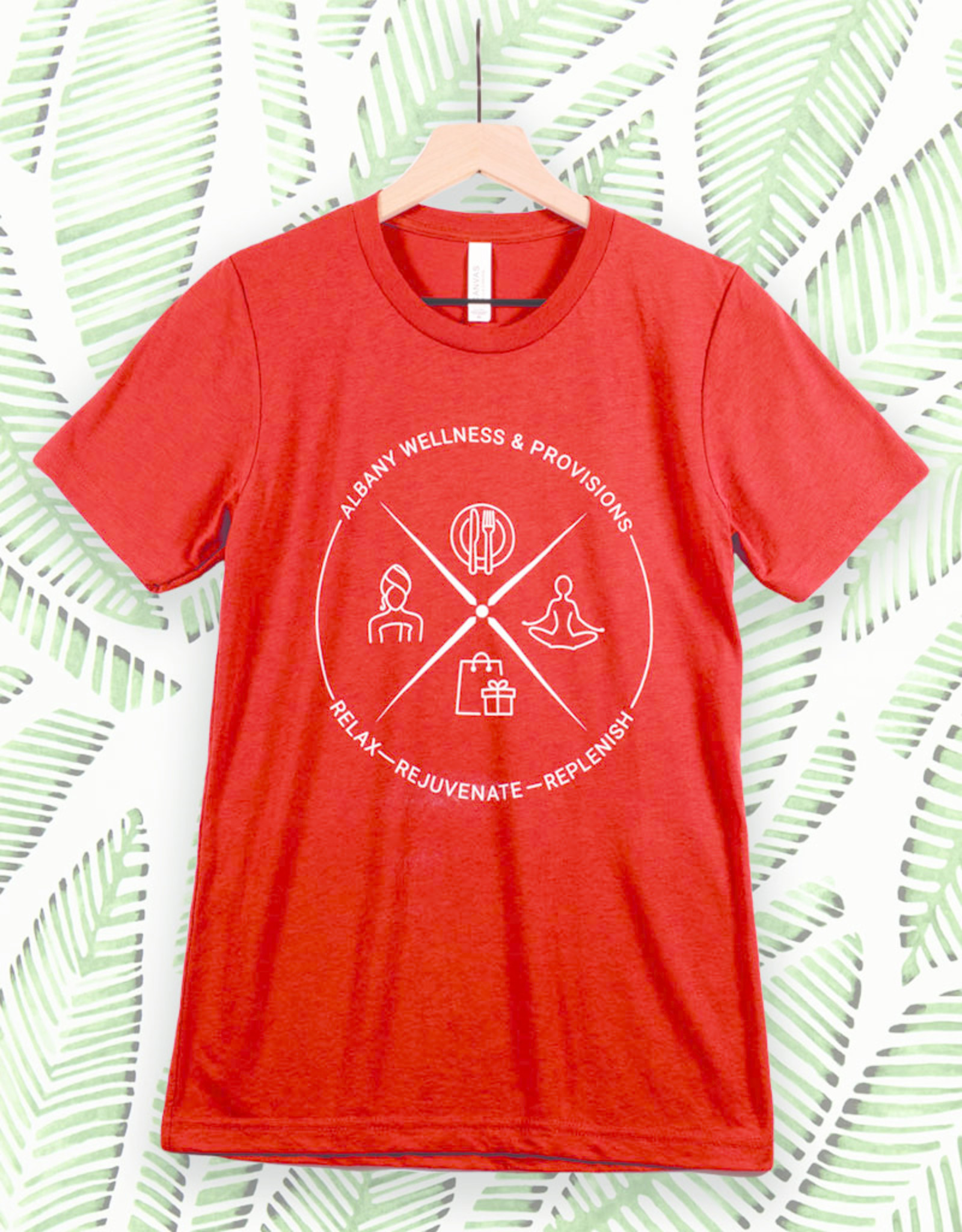 Albany Wellness & Provisions Albany Wellness & Provisions T-Shirt*