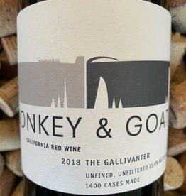 "Donkey and Goat Donkey and Goat ""Gallivanter"" Red Blend  California"