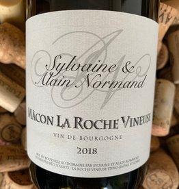 Alain Normand Alain Normand Macon La Roche Vineuse France