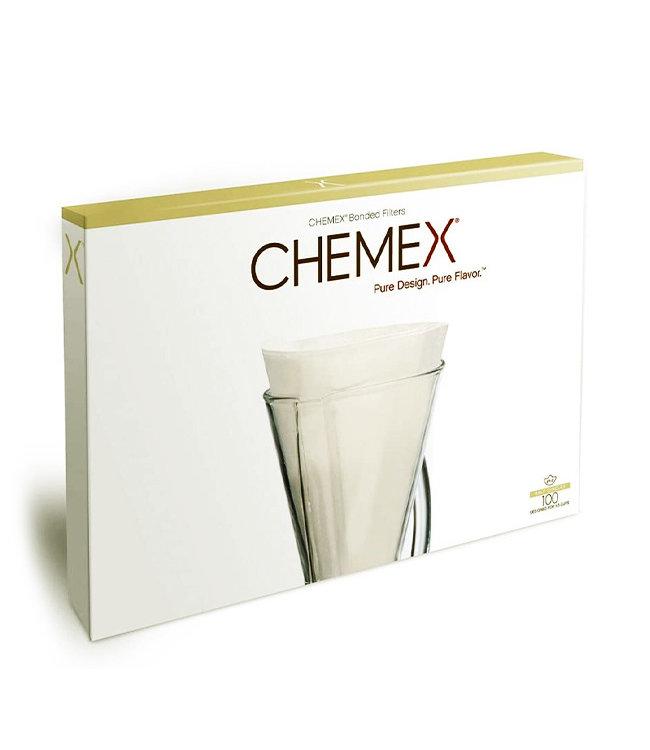 CHEMEX HALF MOON 3 CUP COFFEE FILTER