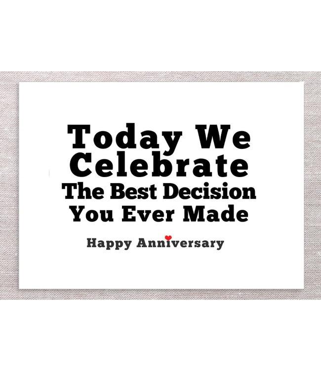 BEST DECISION