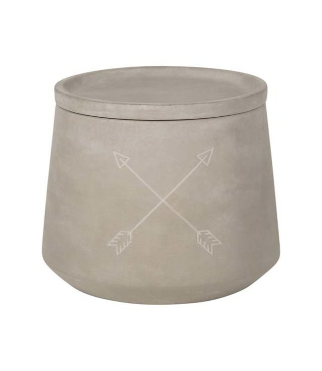 CONCRETE CANISTER