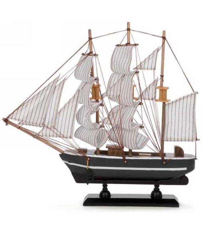 ANTIQUE WOODEN SHIP