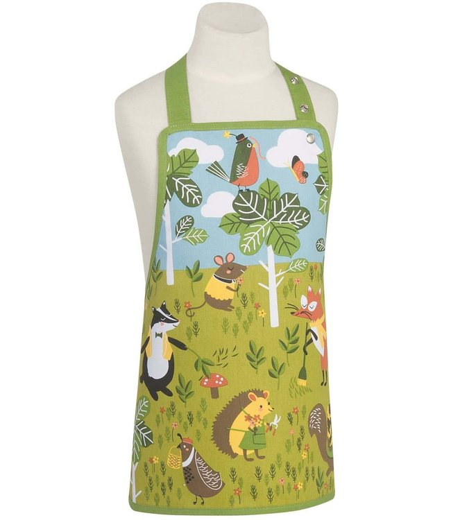 CRITTER CAPERS KID APRON