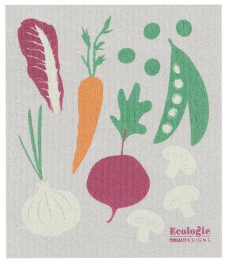 FRUIT, VEGGIE & PLANTS SWEDISH DISHCLOTH