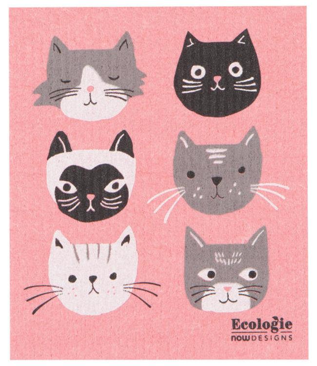 CAT SWEDISH DISHCLOTH