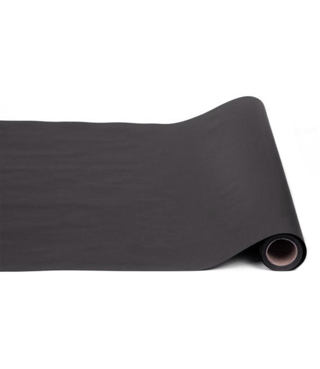 CHALKBOARD BLACK TABLE RUNNER