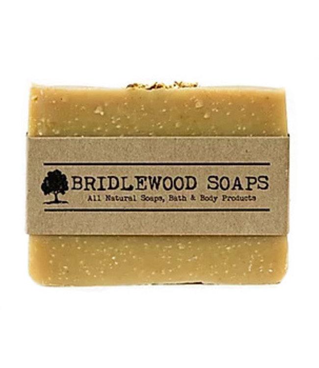 ORANGE PATCHOULI SOAP