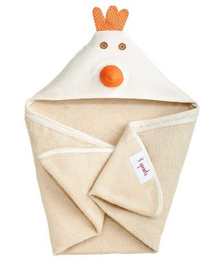 KID HOODED BATH TOWEL