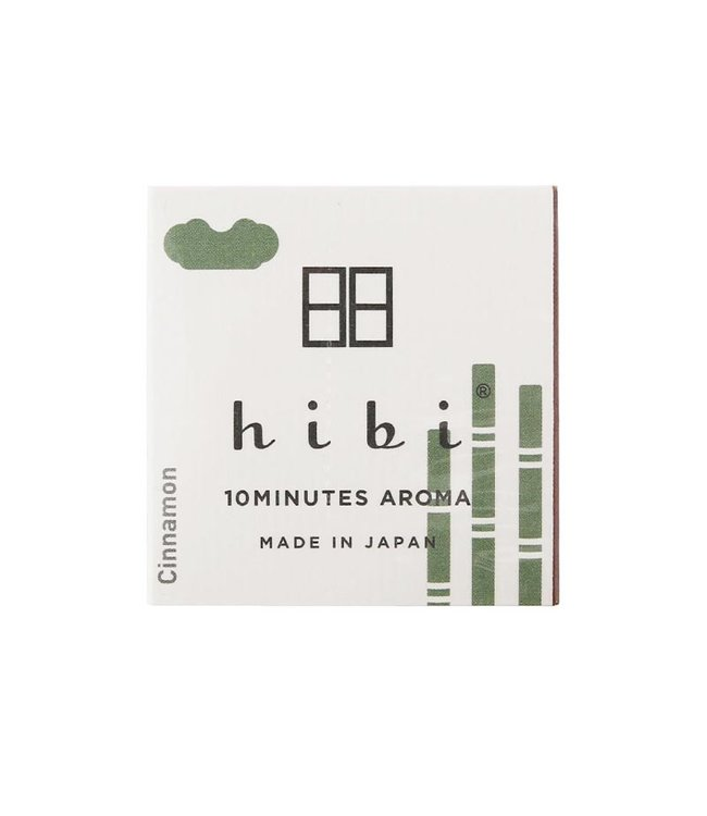 HIBI CINNAMON INCENSE MATCHES
