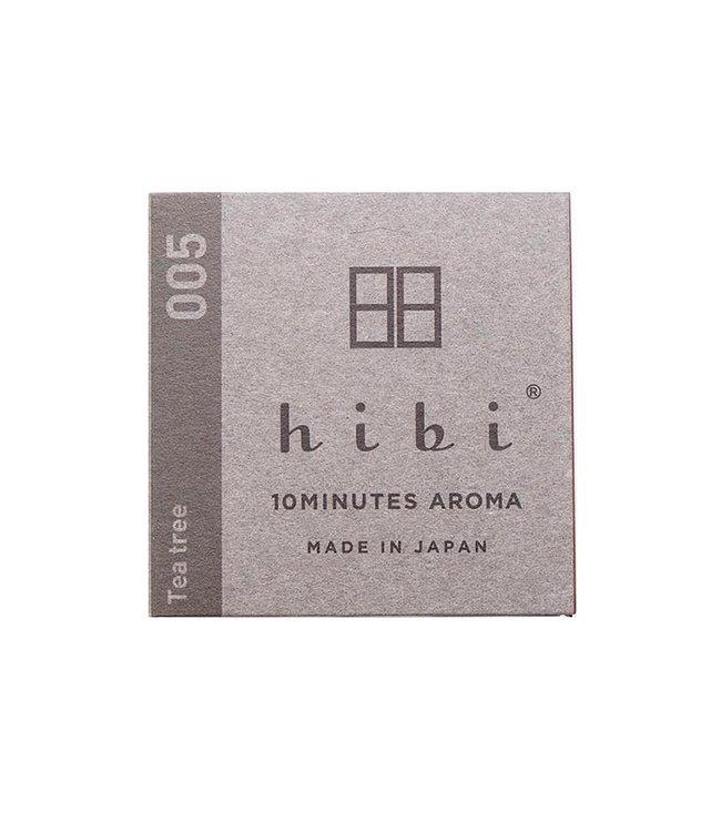 HIBI TEA TREE INCENSE MATCHES
