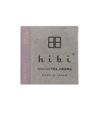 HIBI YLANG YLANG INCENSE MATCHES