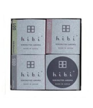HIBI JAPANESE INCENSE MATCHES GIFT PACK