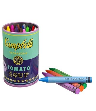 ANDY WARHOL CRAYON SET