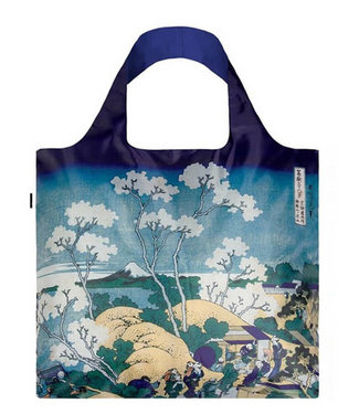 LOQI TOTE BAG - JAPANESE ART