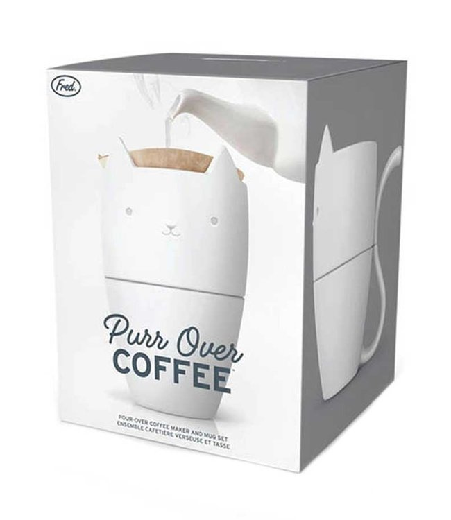 PURR OVER COFFEE BREWING KIT