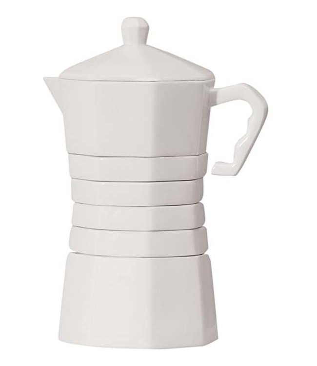 WITH COFFEE TEA SET