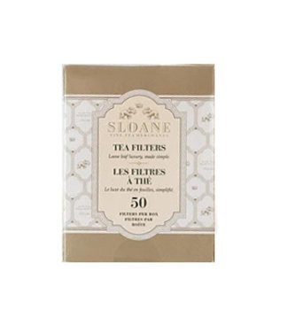 SLOANE TEA FILTERS