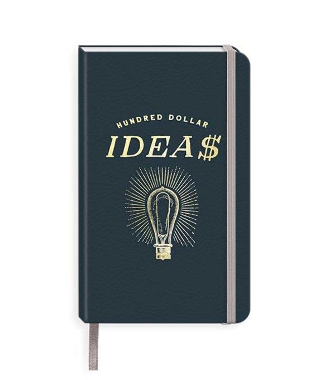 HUNDRED DOLLAR IDEAS NOTEBOOK
