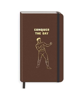 CONQUER THE DAY NOTEBOOK